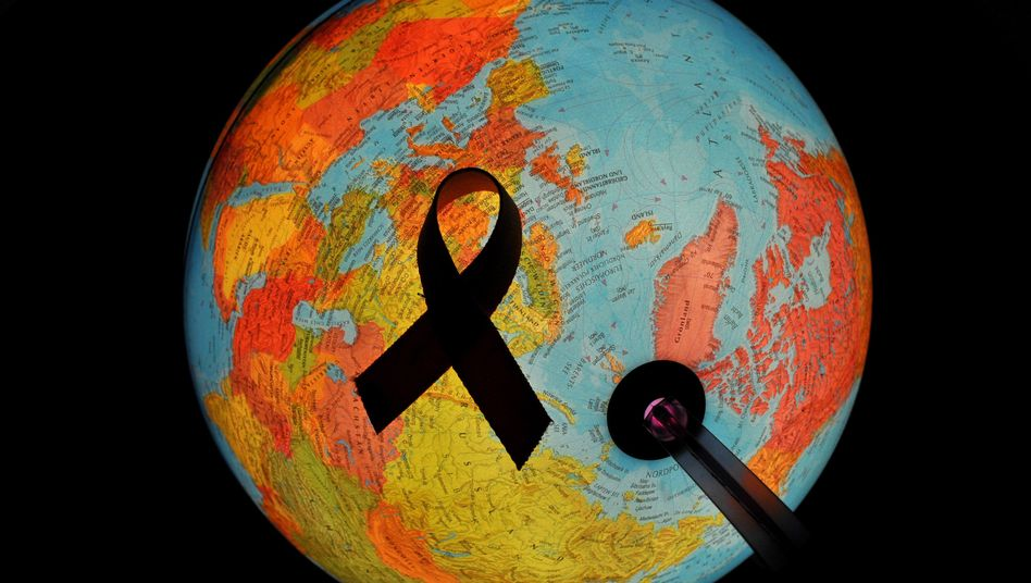 Aids global: Gut 17 Millionen Menschen wissen nichts von ihrer Infektion