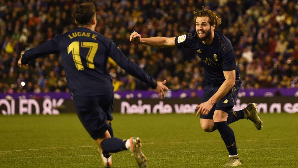 Primera División: Real Madrid verdrängt Barcelona von der Tabellenspitze