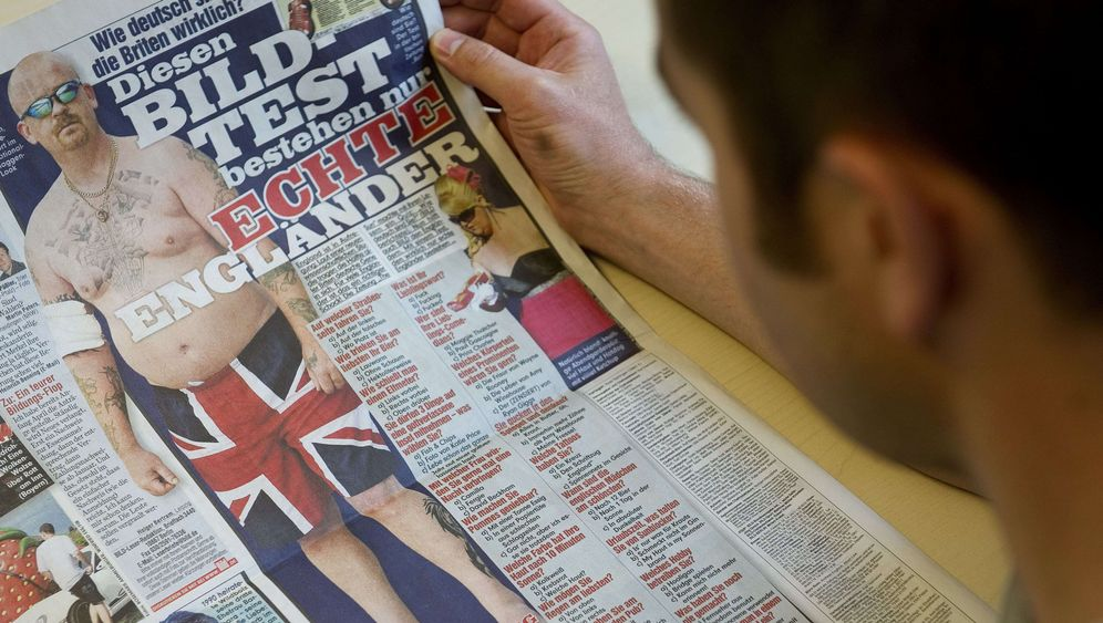 Photo Gallery: What German Stereotypes do the British Hold?