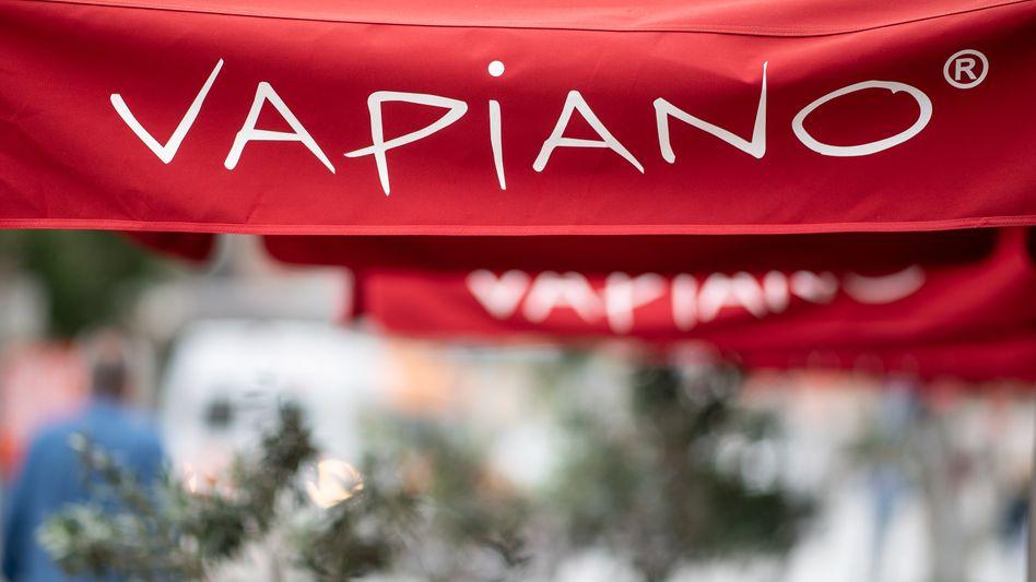 Vapiano-Restaurant in Stuttgart