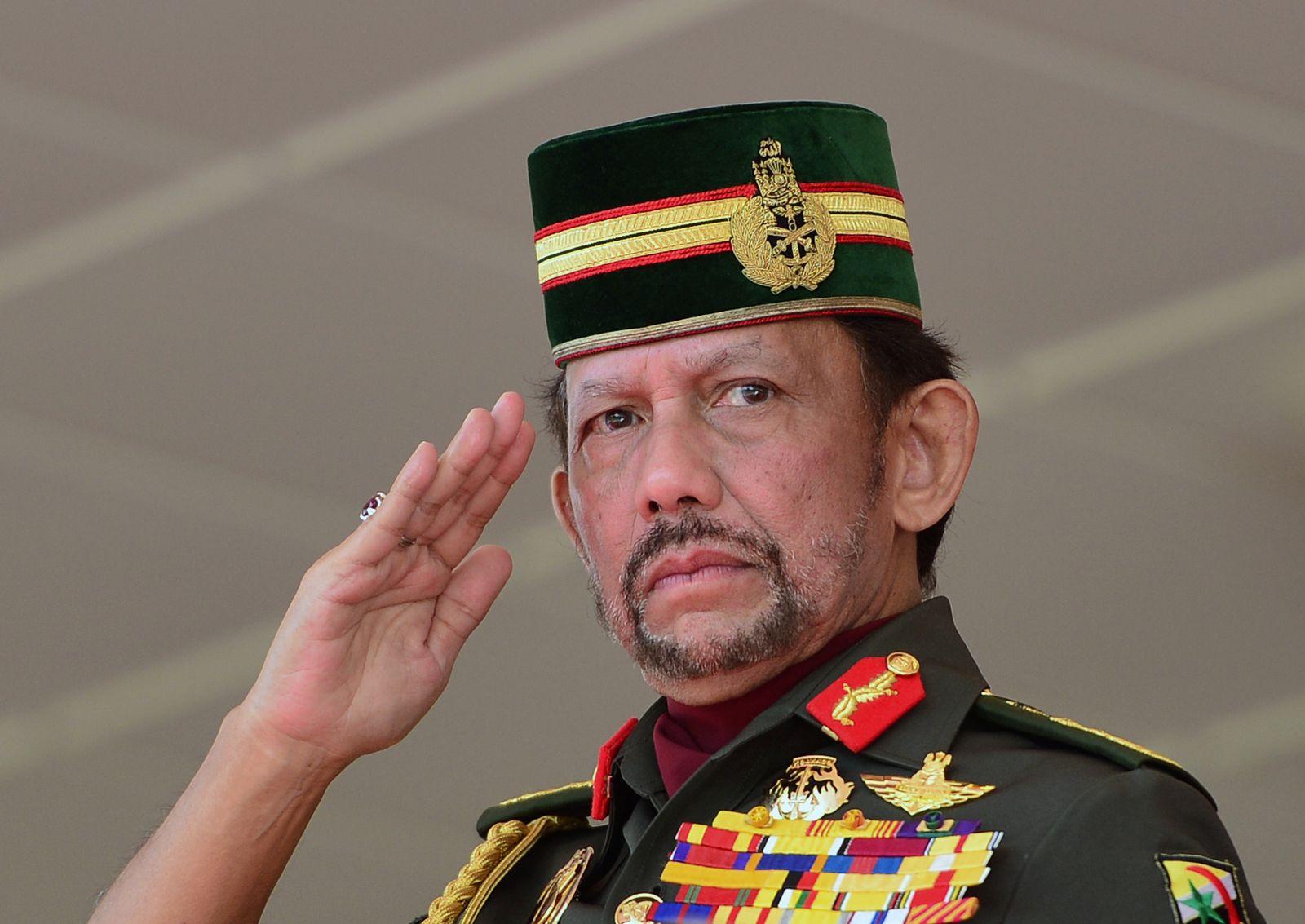 Brunei / Sultan Hassanal Bolkiah