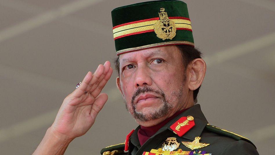 Hassanal Bolkiah, Sultan von Brunei (Archiv)