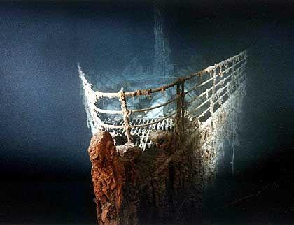 """Rumpf der gesunkenen """"Titanic"""": """"Übrigens, wir leben nicht in der Disney-Welt, die du jeden Sonntag im Fernsehen siehst"""""""