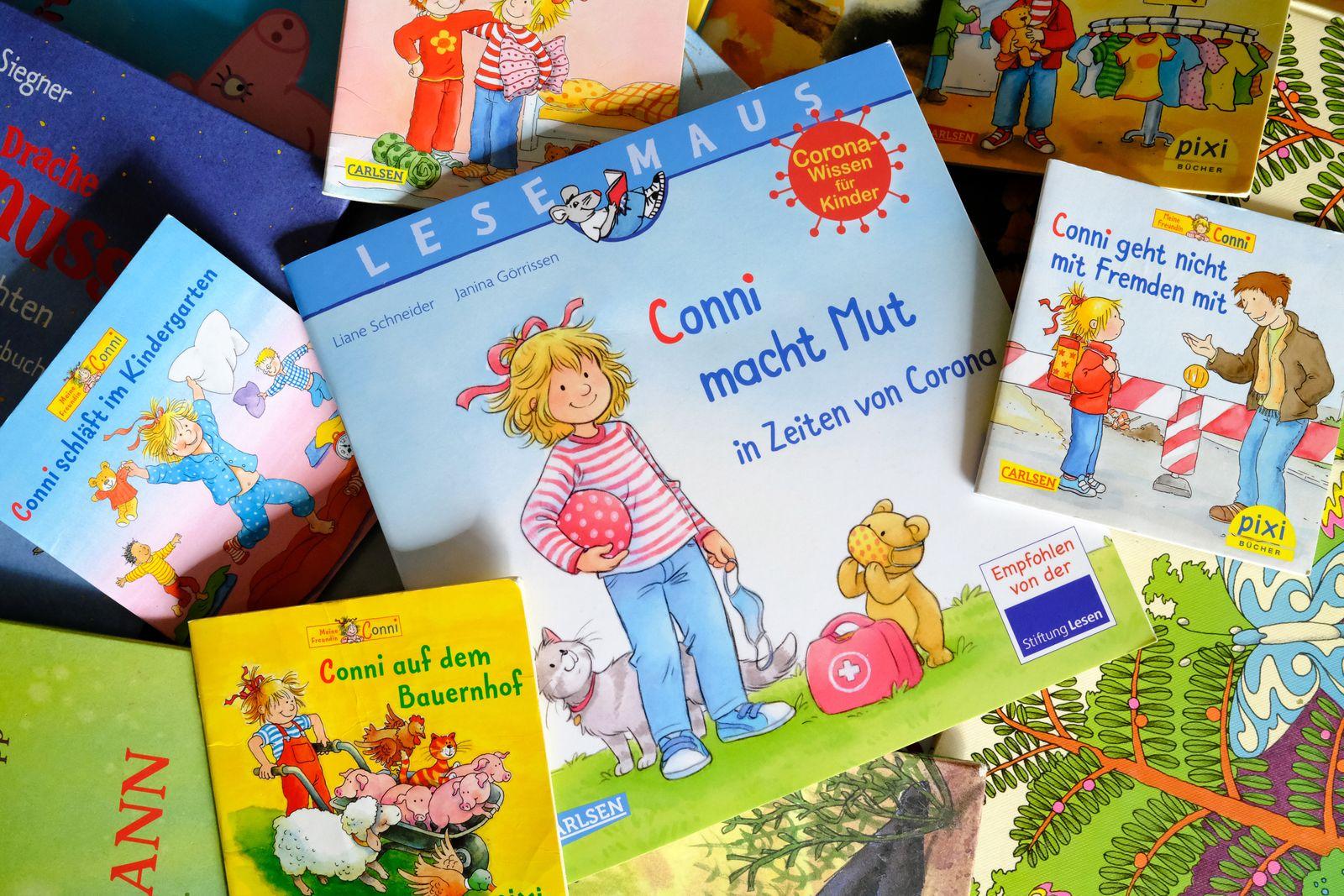 Conni Kinderbücher
