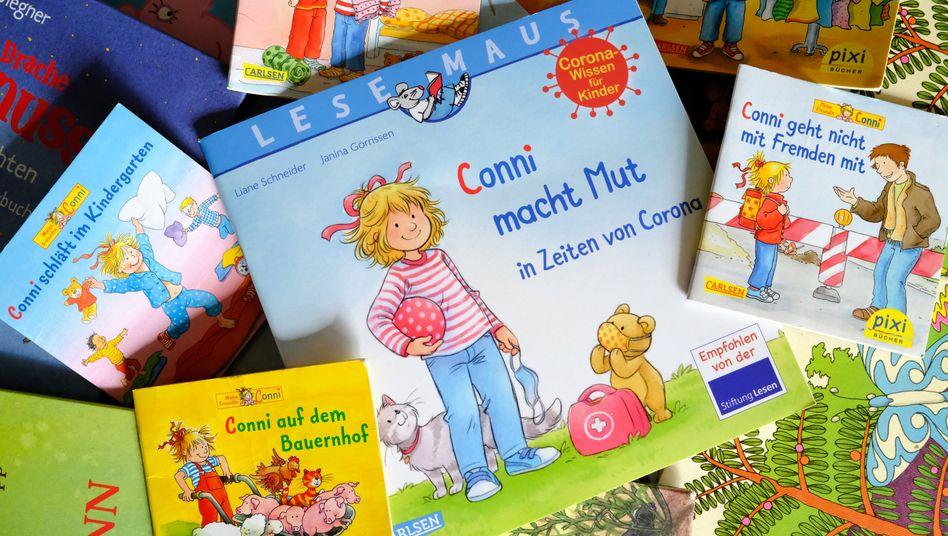 Kinderbuchheldin Conni: Stromlinienförmige Vorabendserienhaftigkeit
