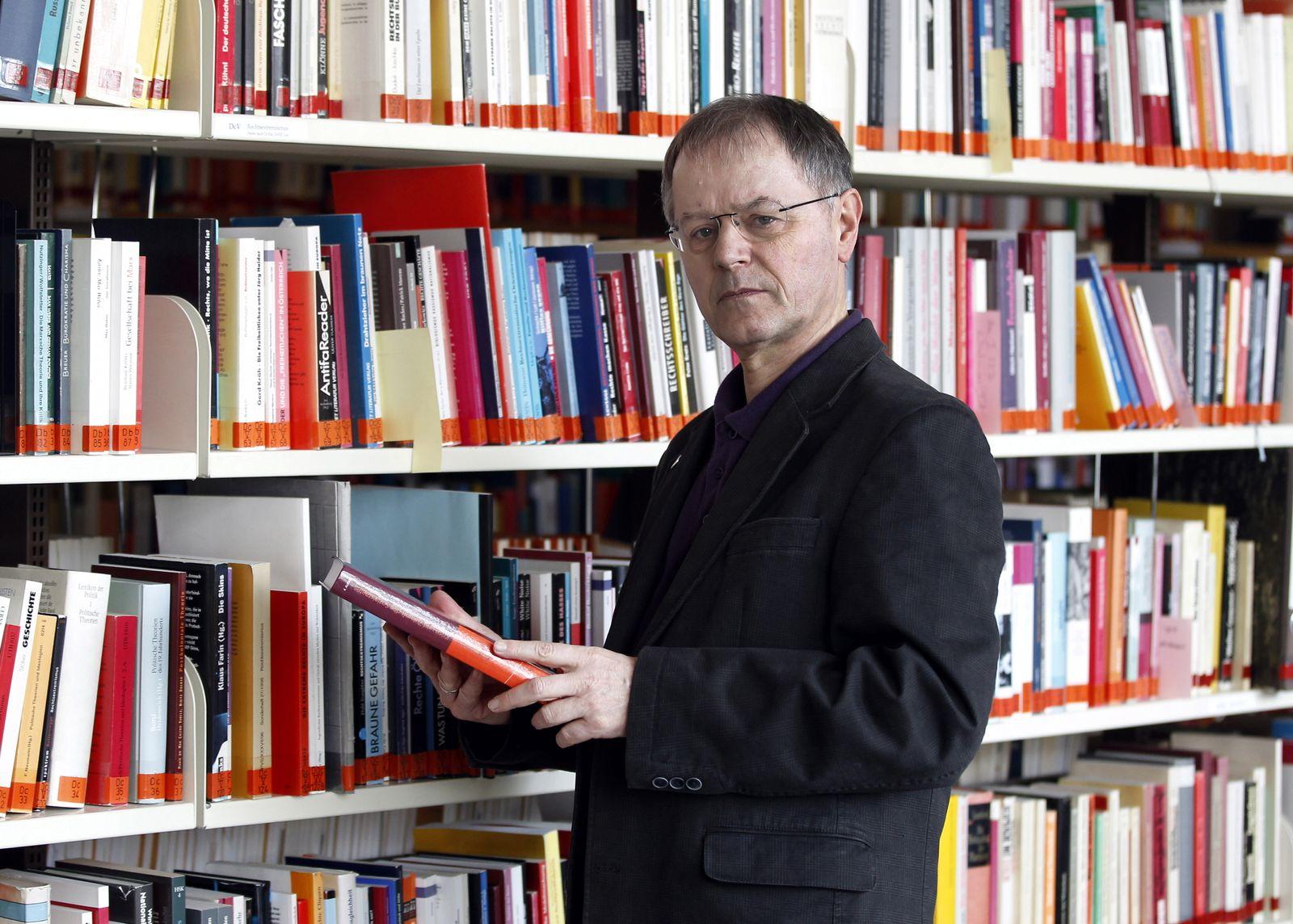 NICHT VERWENDEN Linke/ Christoph Butterwegge
