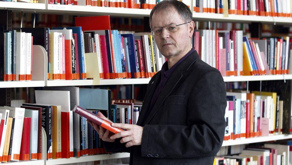 """Christoph Butterwegge: """"Karneval ist vorbei"""""""