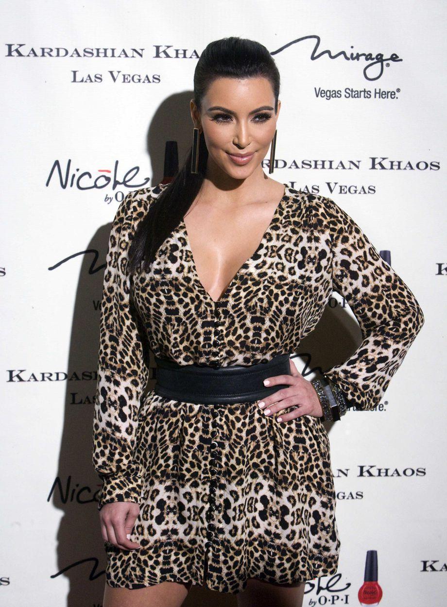 Boykottaufruf Im Internet Kim Kardashian Die