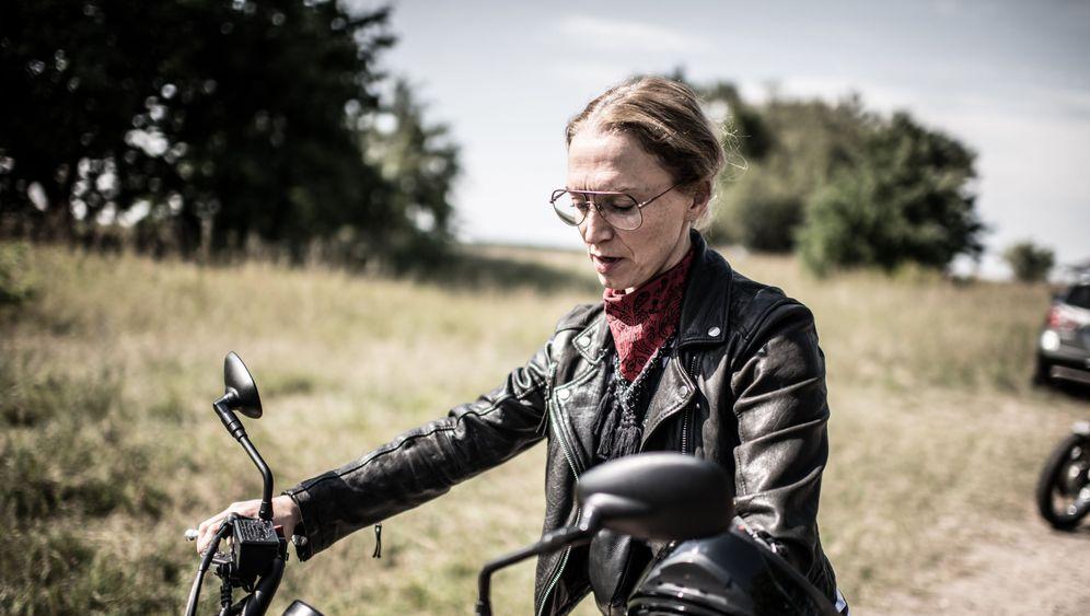 Bikerinnen-Treffen Petrolettes: Diese Frauen geben Gas