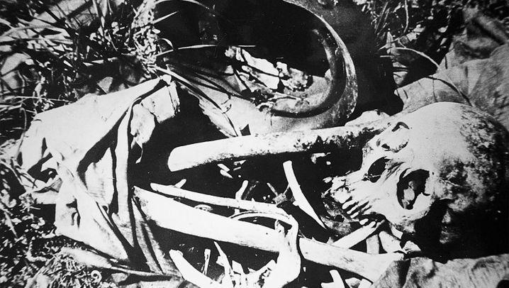 """Schlacht im Hürtgenwald: """"In Hürtgen gefroren die Toten"""""""