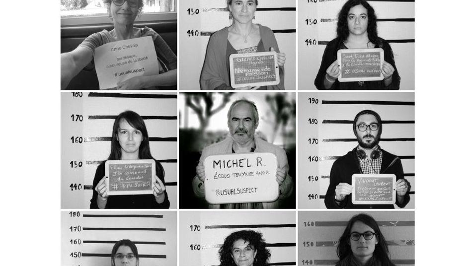 """Protestseite Usual Suspects: """"Wir wollen nicht im Alltag abgehört und ausspioniert werden"""""""