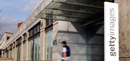Getty-Images-Zentrale: Die Hauptverwaltung der US-Bildagentur sitzt in Seattle