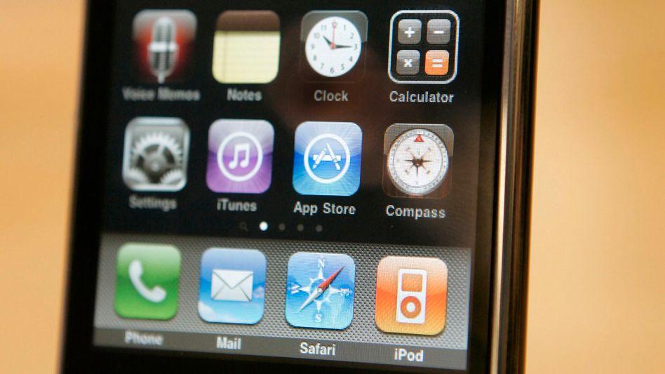 iPhone: Das Apple-Handy eines Franzosen ist explodiert. Apple untersucht die Ursachen, glaubt aber an Einzelfälle.