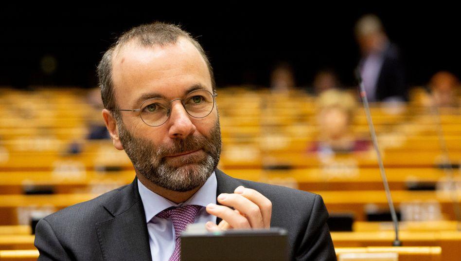 Europaabgeordneter Weber: »Derzeit noch zu früh«