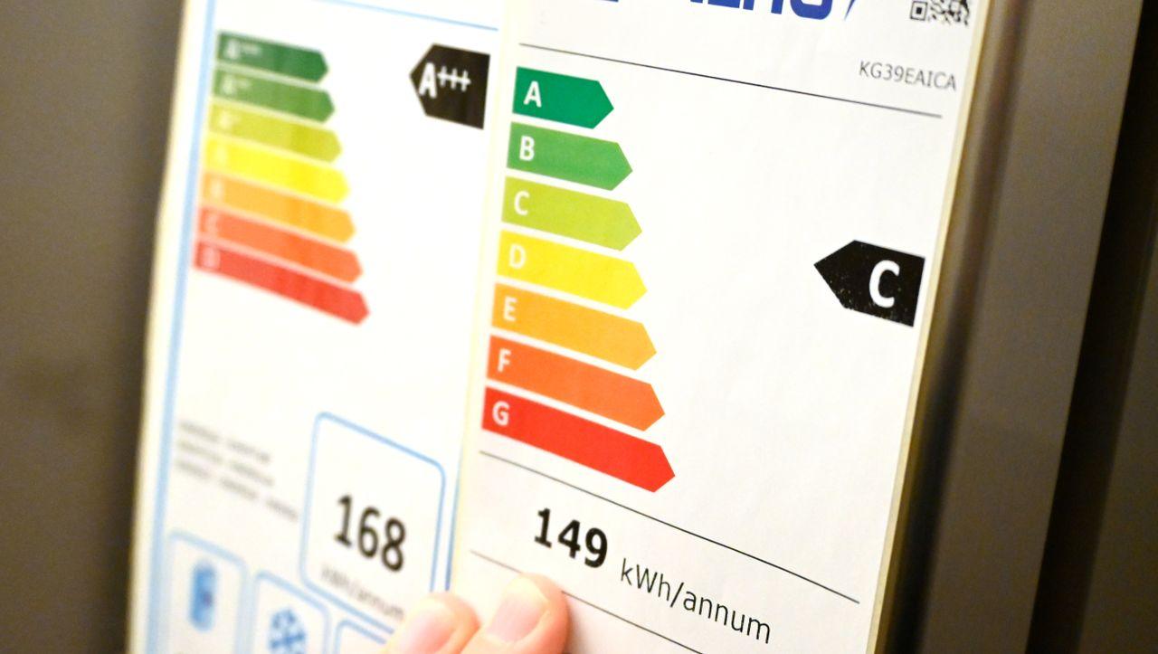 Neues Energielabel für Haushaltsgeräte: A+++ ist bald passé - DER SPIEGEL