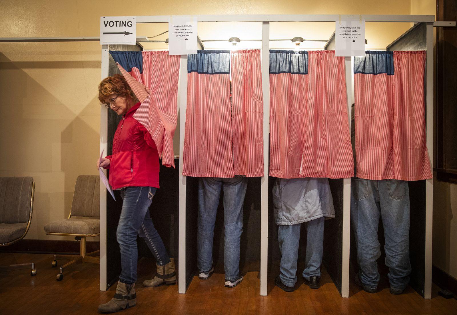 Kongresswahlen in den USA