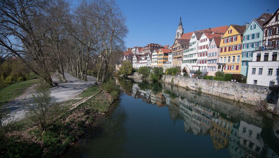 Tübingen: Gewerbesteuer ist wichtigste Einnahmequelle