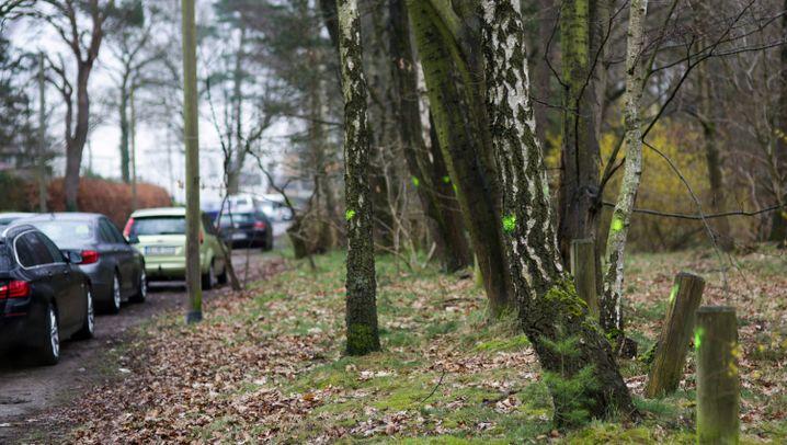 Streit über Flüchtlingsheim: Blockade im Björnsonweg