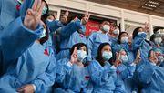 Ärzte und Krankenhauspersonal legen aus Protest die Arbeit nieder
