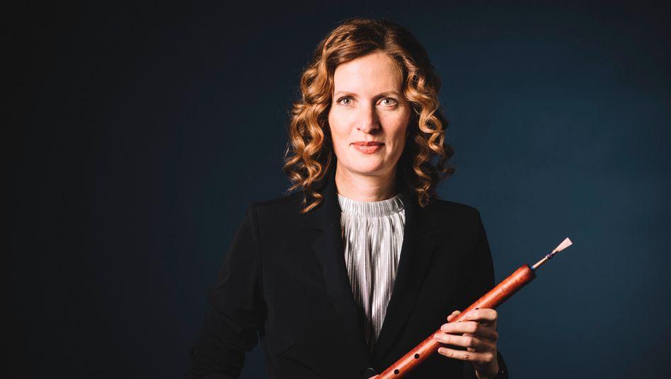 """Katharina Bäuml: """"Was das Coronavirus für die freien Musiker bedeutet, merken im nächsten Jahr die Steuerberater, wenn wir alle weg sind."""""""