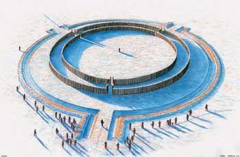 """Rekonstruktion des Sonnenobservatoriums: """"Eindeutig ein Sakralbau"""""""