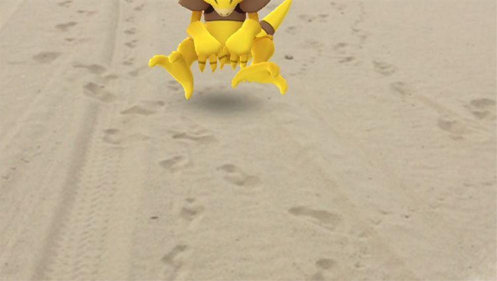 """Pokémon Go"": Monster fürs Handy"