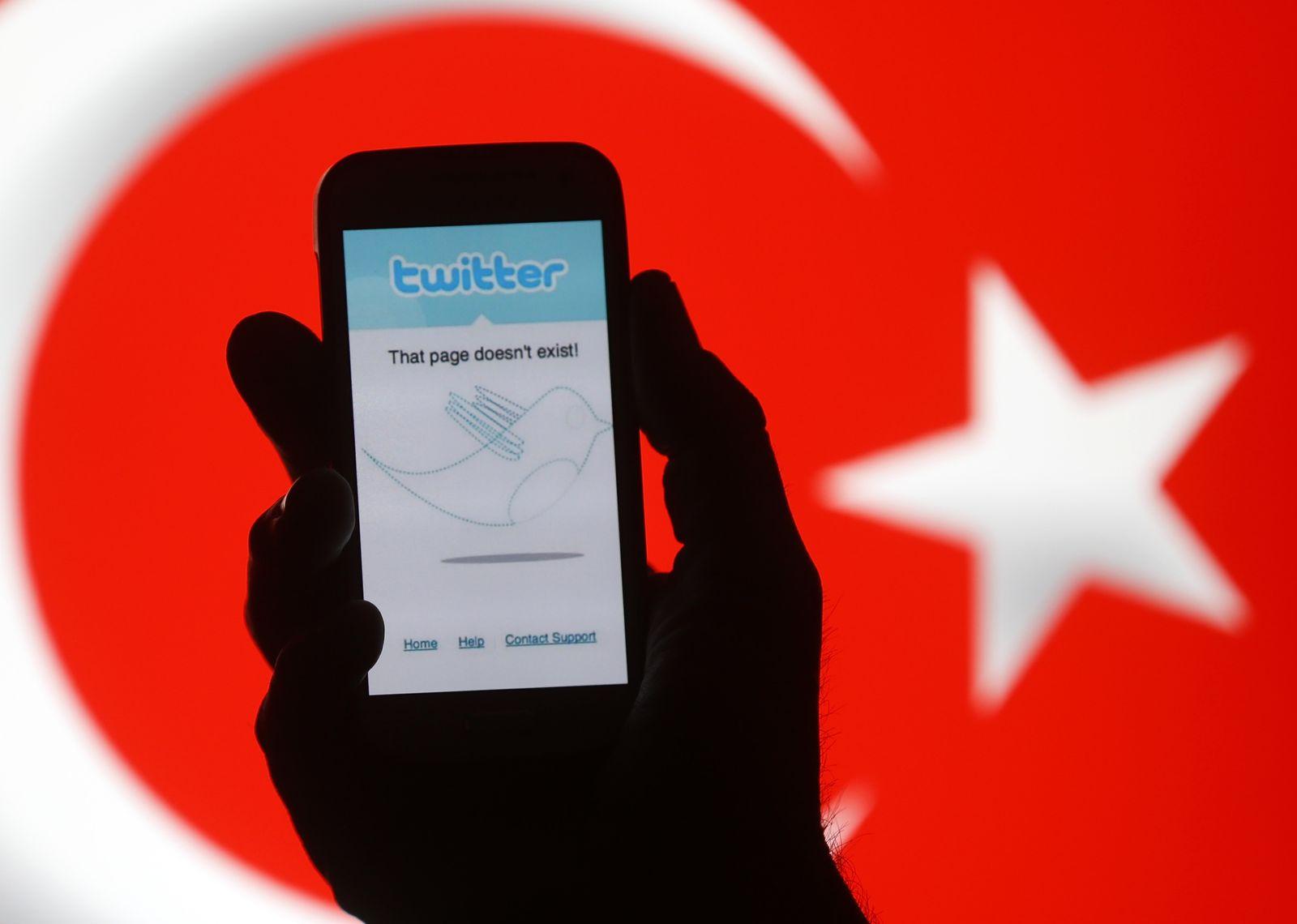 Türkei Twittersperre