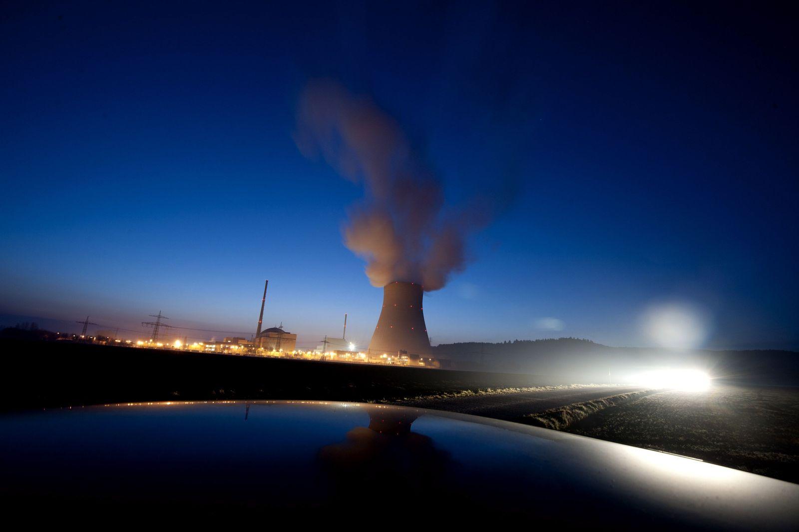 NICHT VERWENDEN Reaktor Isar