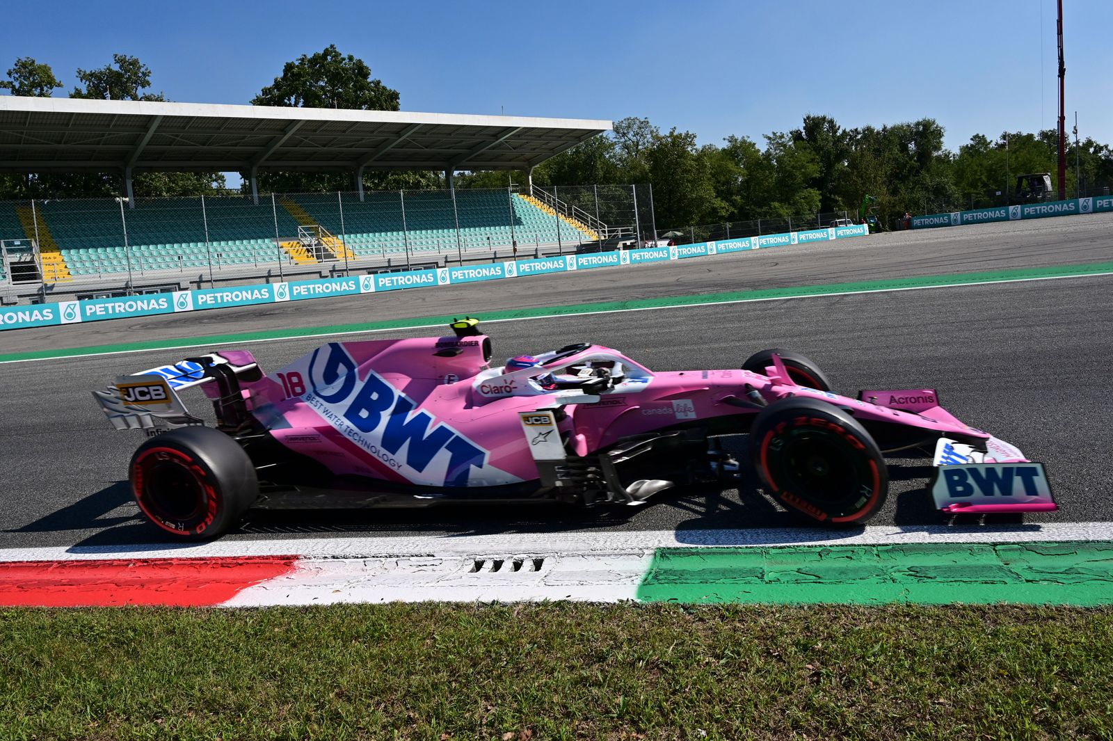 Formula One Grand Prix of Italy, Monza - 05 Sep 2020