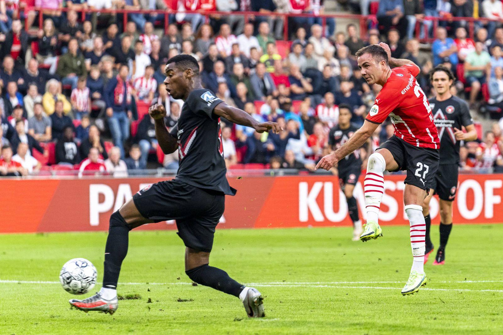 EINDHOVEN, Netherlands, 03-08-2021, football, Philips stadium, third qualification round Champions League, season 2021