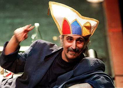 Frank Zappa (1992): Eigene Straße in Marzahn