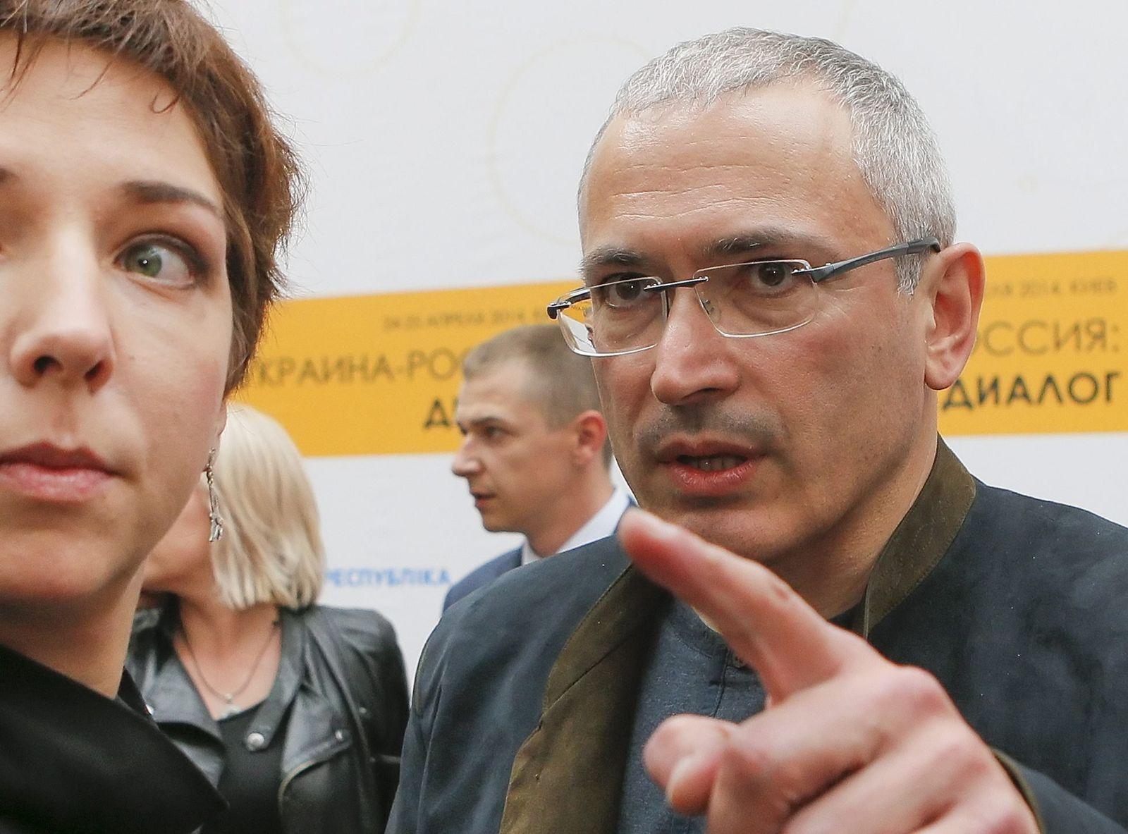 Chodorkowski Kiew