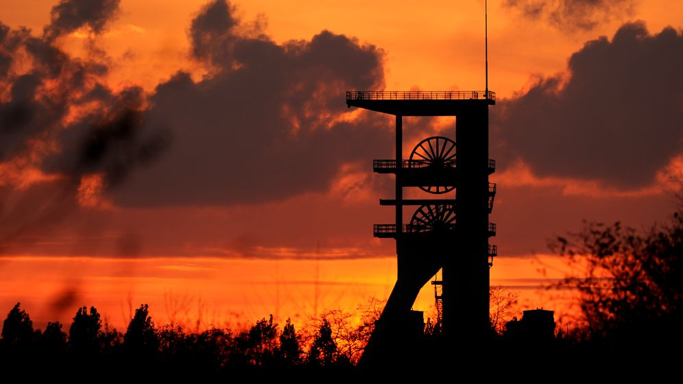 Photo Gallery: Clean Energy from a Dirty Coal Mine