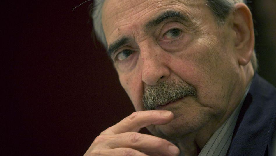 """Juan Gelman (hier 2008): """"Opfer des Staatsterrorismus"""""""