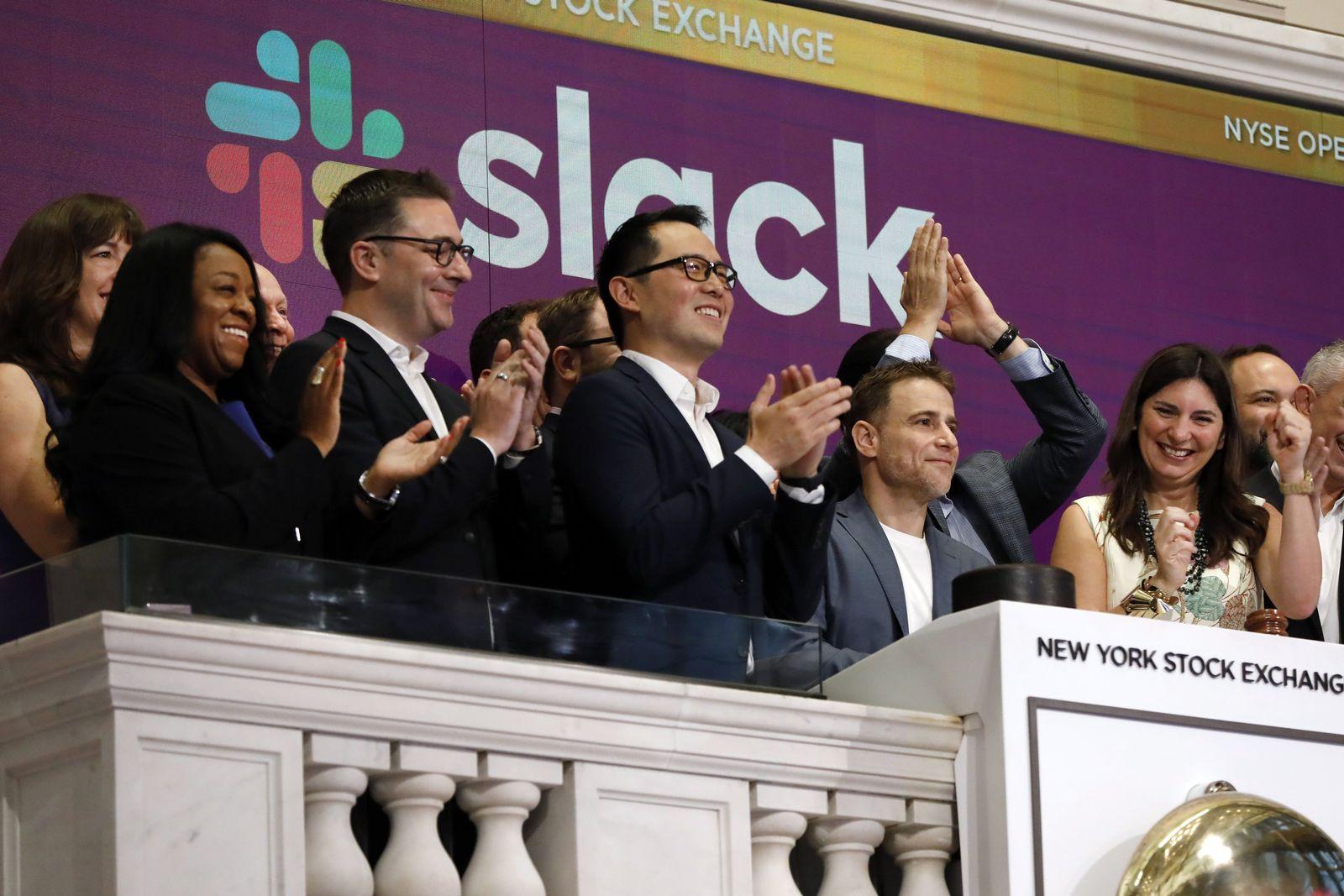 Slack IPO