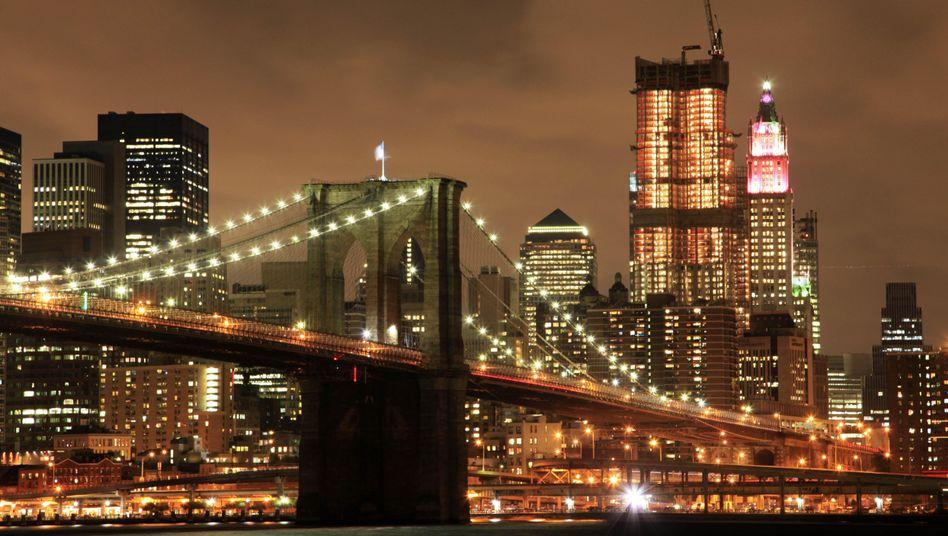 FU-Drittmitteljagd in den USA: Manchmal muss es eben Manhattan sein