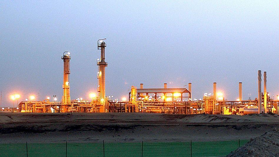 """Wintershall-Anlage in Libyen: """"Unklar, wann Blockade aufgehoben wird"""""""