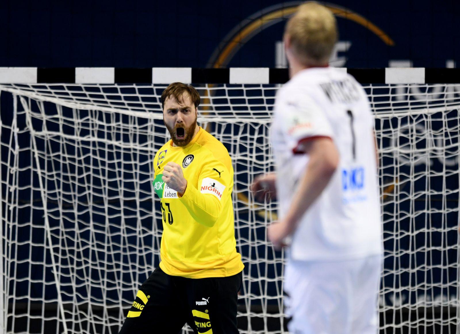 IHF Men's Handball Tokyo Olympic Games Qualification Tournament - Algeria v Germany