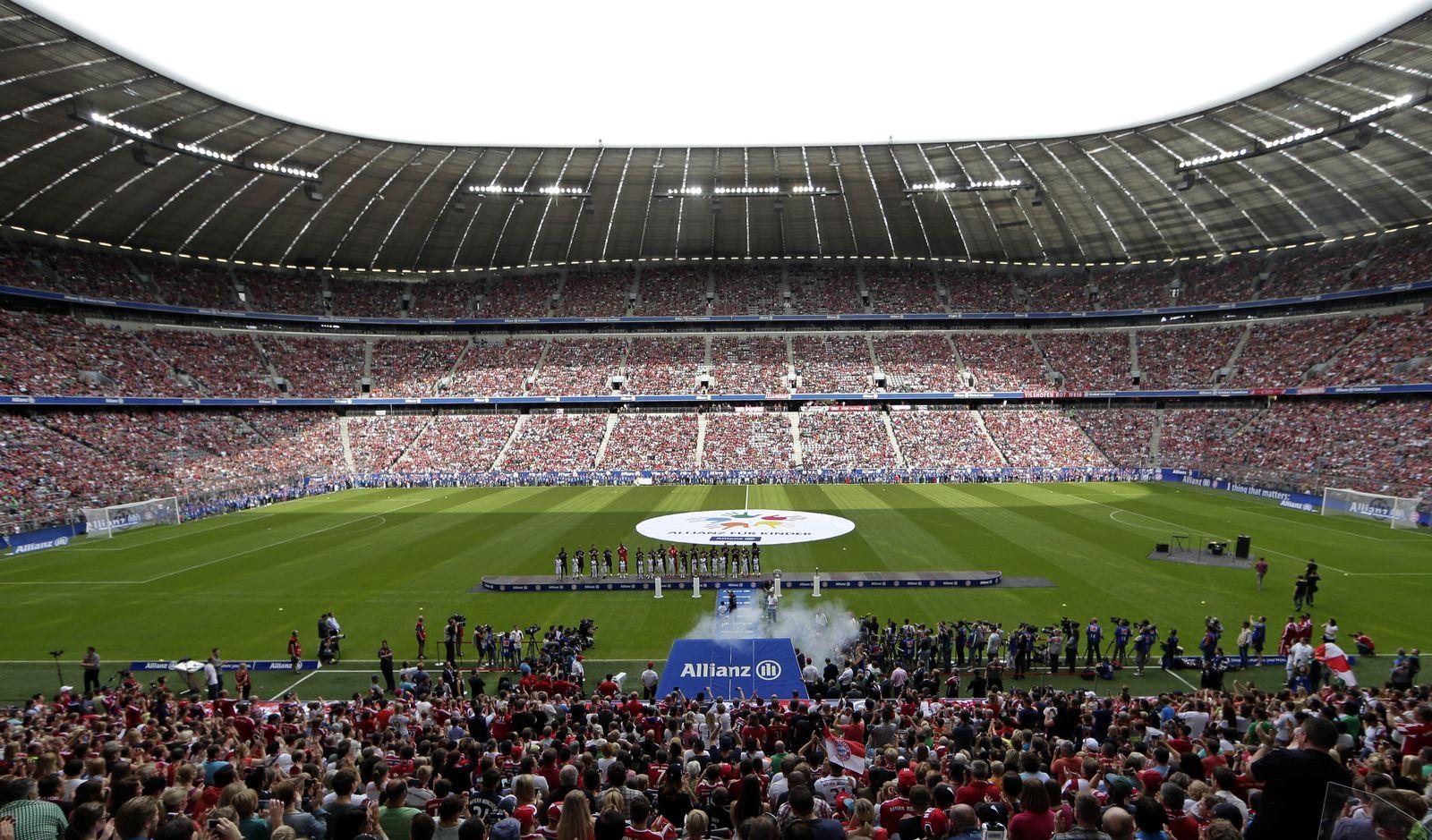 Stadion/ München