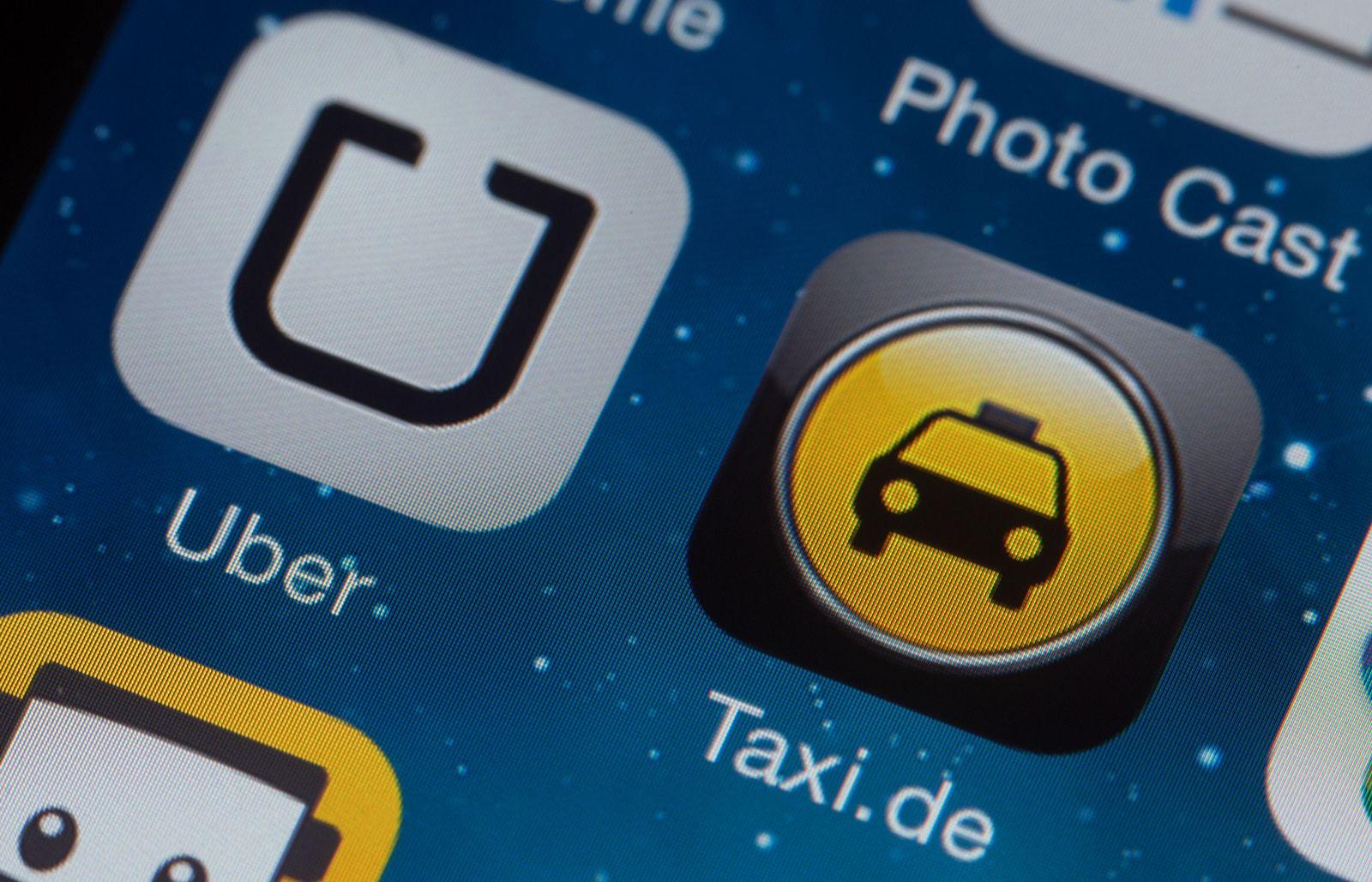 """Handy-App """"Uber"""""""