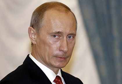 """Russian President Vladimir Putin: """"For the first time in the history of the European continent there will be elements of the nuclear potential of the United States."""""""