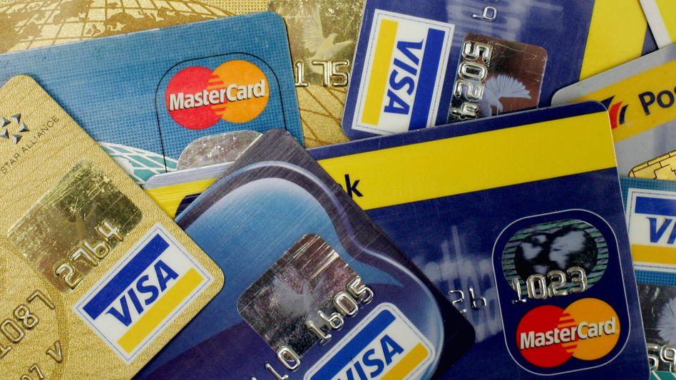 Kreditkarten: Handys sollen das Plastikgeld ersetzen