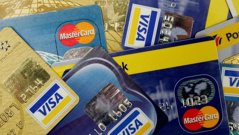 Kreditkarten: Software-Fehler auf dem Sicherheitschip