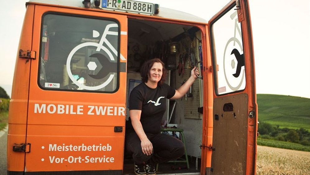 Mobile Fahrradwerkstätten: Unterwegs für Schraubermuffel