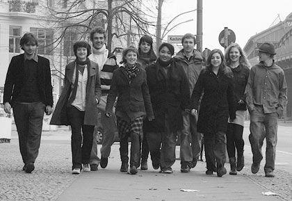 Die zehn Freigeister aus Freiburg: Endspurt zum Abitur