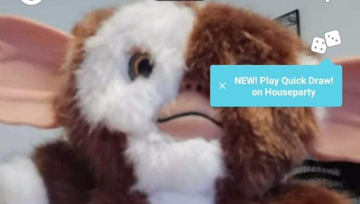 """Quatschen und spielen: Videochats in """"Houseparty"""""""
