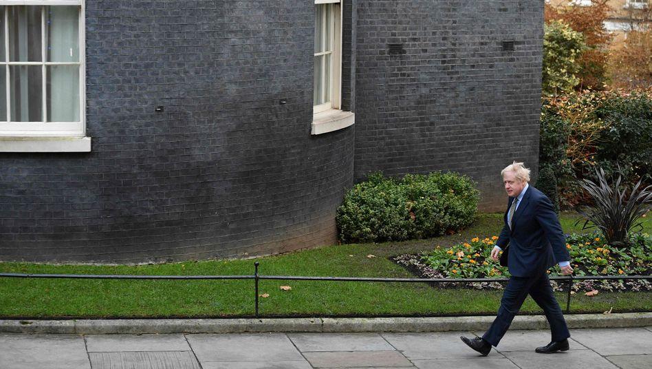 Britischer Premier Johnson nach dem Wahlsieg: EU hofft auf ein schnelles Abkommen