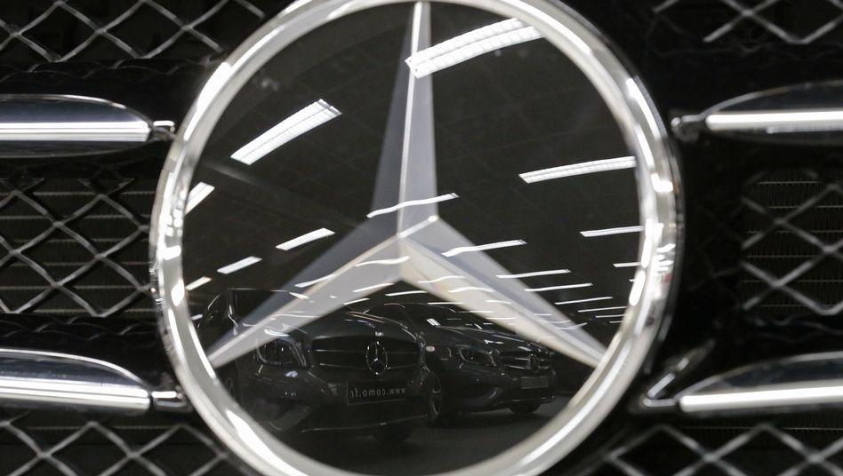 Mercedes-Stern: Die Stuttgarter halten das Kältemittel R1234yf für gefährlich