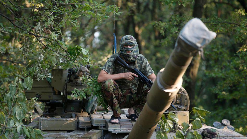 Separatist nahe Donzek: Gefahr der ungewollten Eskalation