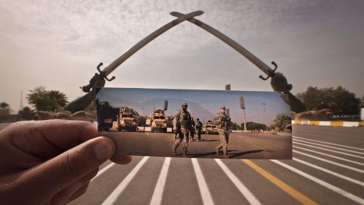 Irak-Krieg: Langer Weg zum Frieden